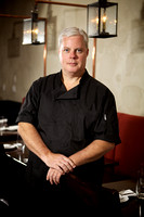 Chef/owner John Wolferth for Bucks Life Magazine